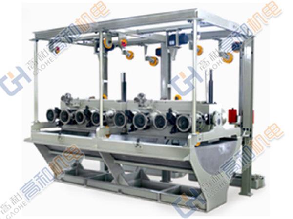GLS-23-240 联组式水箱拉丝机