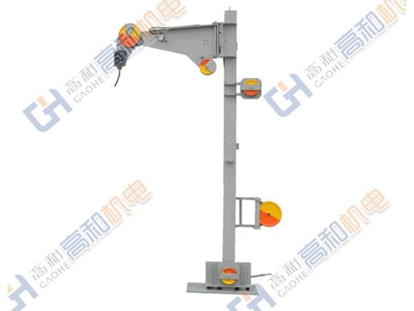 LZD卧式工字轮收线机(选配)
